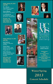 Brooklyn Chamber Music Society