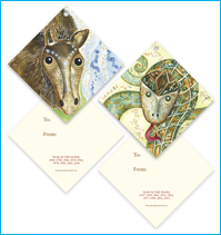 Chinese Zodiac Gift Tags